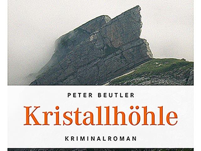 Buchcover Kristallhöhle