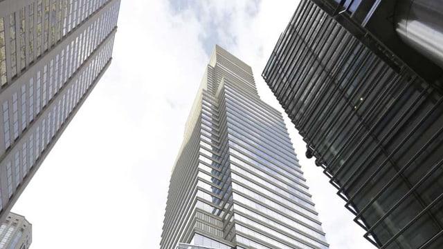 Bloombergs Wolkenkratzer