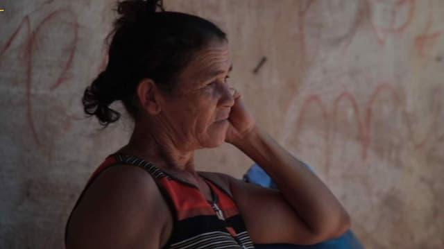 Raimundinha Correa da Silva unterstützt weiterhin Jair Bolsonaro.