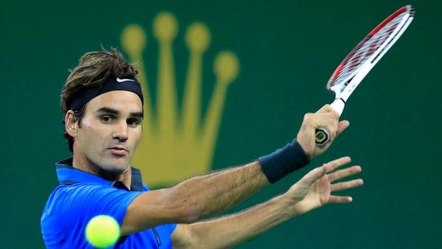 Keiner sass so lange auf dem Tennis-Thron wie Roger Federer.