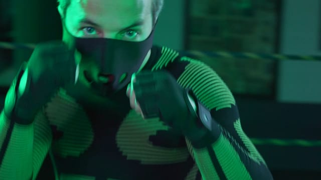Bild aus Kunstvideo