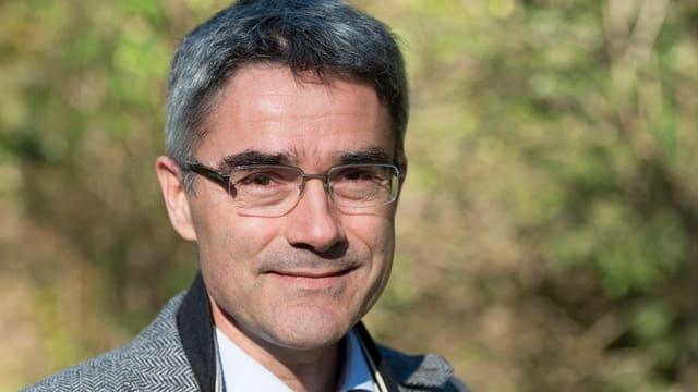 Cusseglier guvernativ Mario Cavigelli