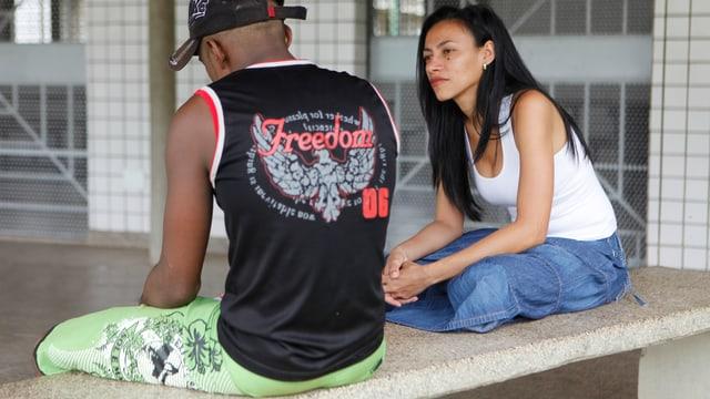 Im Jugendgefängnis von Sao Luis, Brasilien.