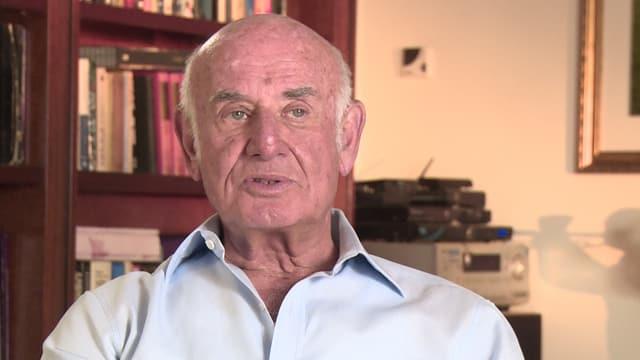 Yaakov Perry arbeitete 30 Jahre für den israelischen Inlandgeheimdienst Shin Bet, 6 Jahre lang leitete er die Behörde.