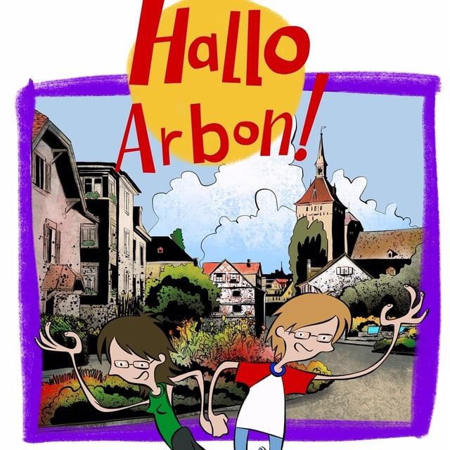 Ein kubanischer Cartoonist hat sich in eine Arbonerin und in Arbon verliebt: Das Resultat ist ein Arbon-Comic.