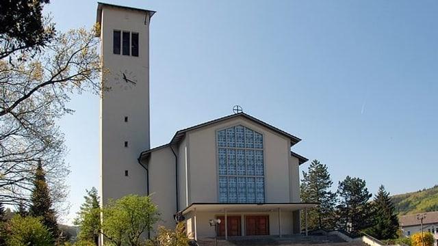 Katholische Kirche Gelterkinden