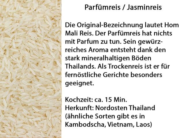 Parfumreis