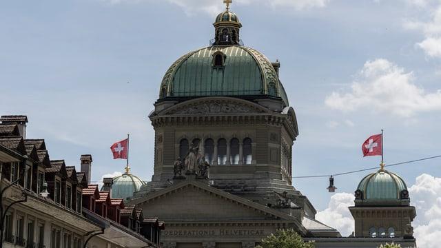 Bundeshauskuppel