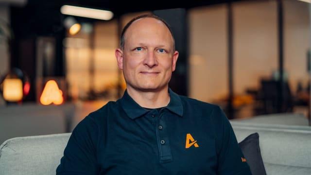 Romeo Durscher e sia via da Domat tar la NASA fin tar las dronas