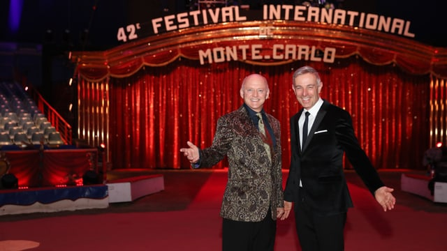 Video «42. Internationales Zirkusfestival Monte Carlo 2018» abspielen