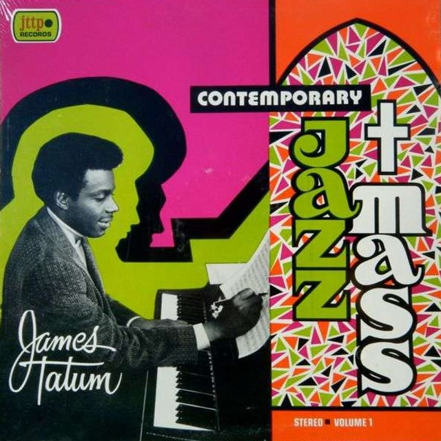 Plattencover James Tatum
