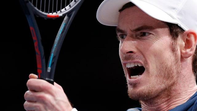 Andy Murray, il nov numer 1 dal mund.