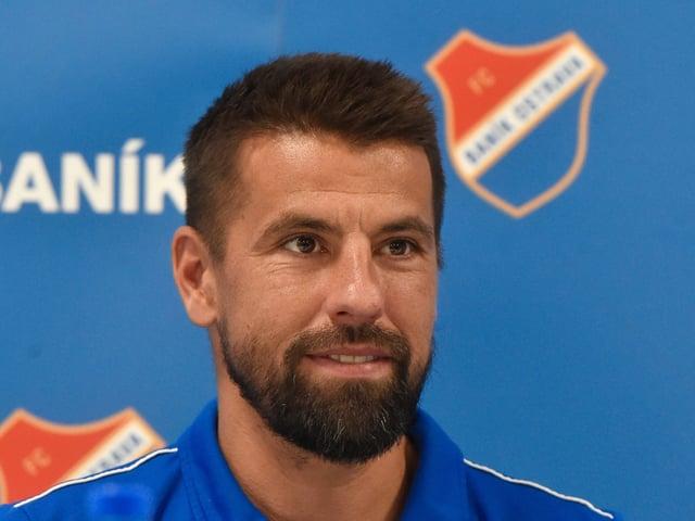 Milan Baros hängt nach 20 Jahren als Profi die Fussballschuhe an den Nagel.