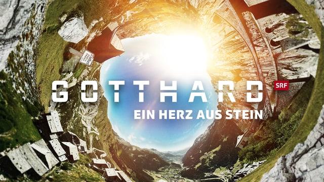 Logo Gotthard-Serie mit Titel
