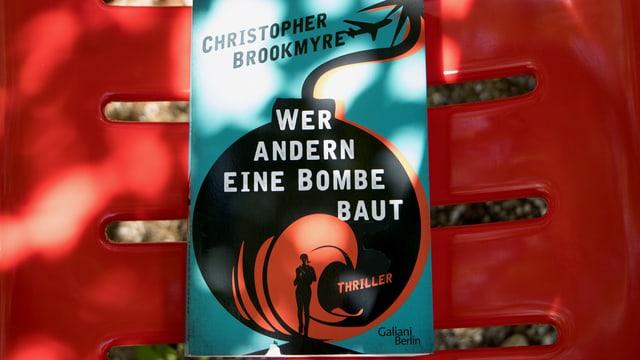 Buchcover: Wer andern eine Bombe baut