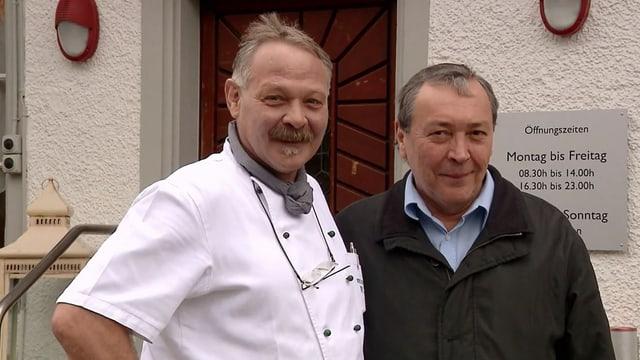 Video «Gewinner Spezial – Tag 5 – Restaurant Frohsinn, Dänikon» abspielen