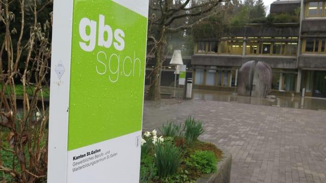 Das Gewerbliche Berufs- und Weiterbildungszentrum St. Gallen.