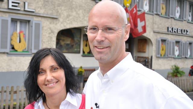 Video «Schwyz - Tag 3 - Gasthaus Kreuz» abspielen