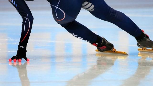 Eisschnellläufer