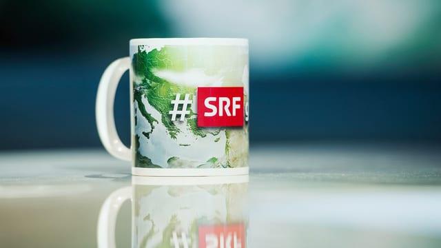#SRFglobal ab heute
