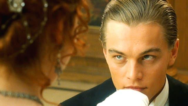 Leonardo DiCaprio als Jack in «Titanic»