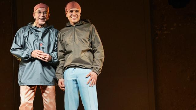 Das Schweigen der Schweiz, Szene Theater St.Gallen