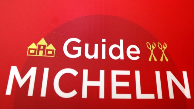Logo Guide Michelin.