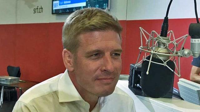 Dominik Isler ist CEO des Swiss Economic Forum (SEF).