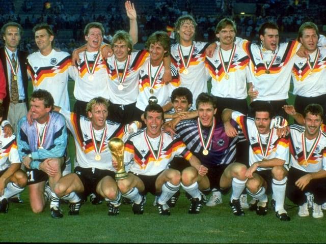 Wm 1990 Kader Deutschland