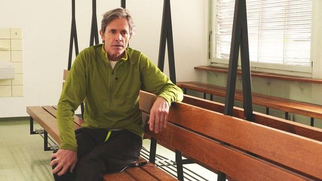 Video «Paolo Ryffel lebt mit Parkinson» abspielen
