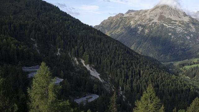 Val Bregaglia.