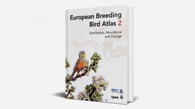Europäischer Brutvogelatlas