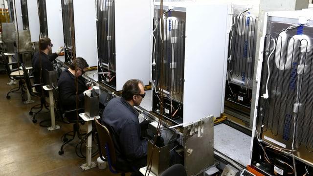 Kühlschränke von Atlant in Minsk: Die Firma ist ein klassisches Beispiel