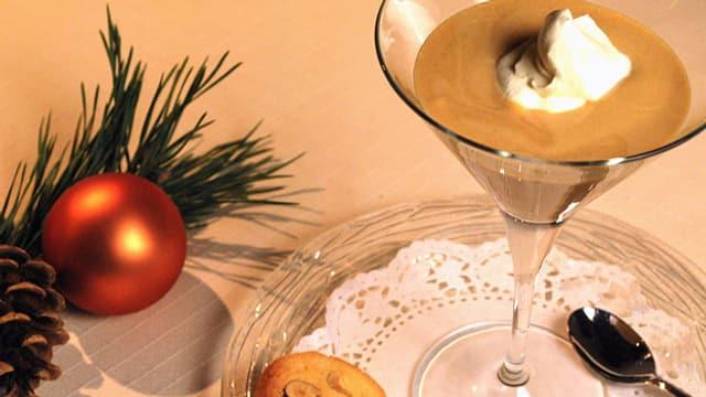 Weihnachts-Dessert
