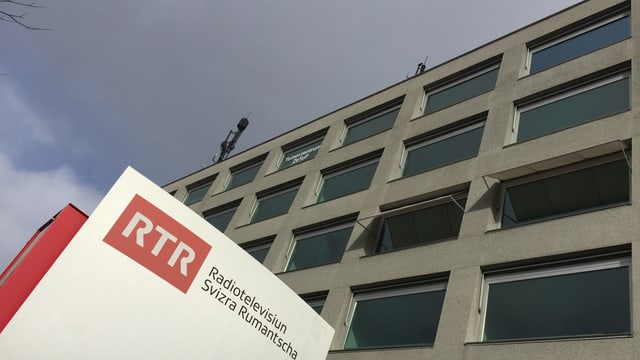 RTR Haus in Chur