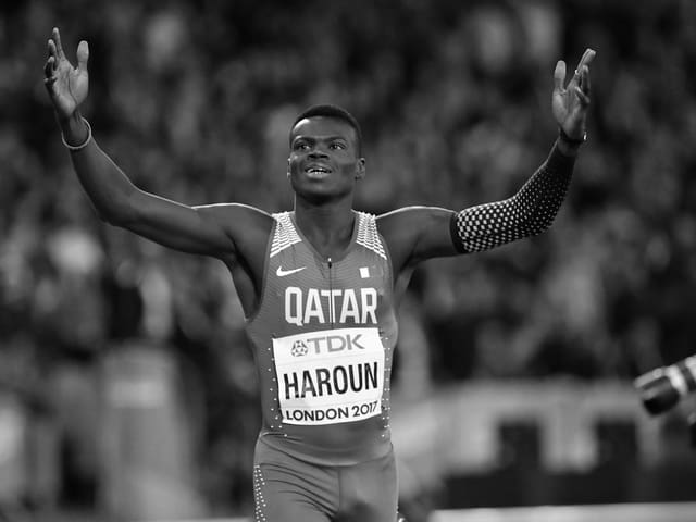 Abdalelah Haroun.