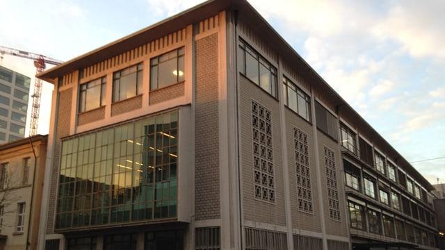 Departement für Chemie der Universität Basel