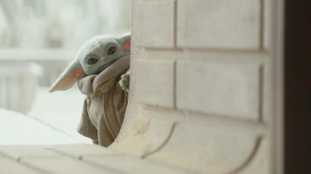 Baby Yoda alias The Child