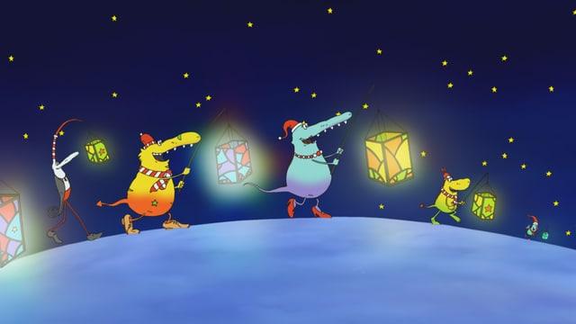 Molly und das Weihnachtsmonster