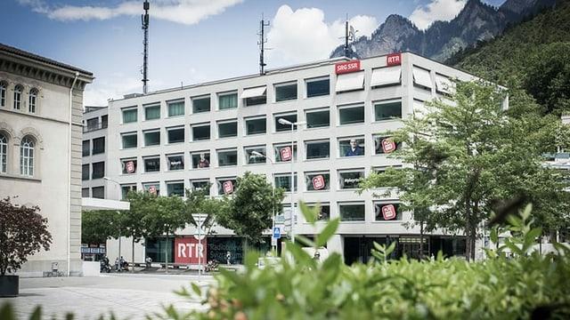 Chasa da medias RTR a Cuira