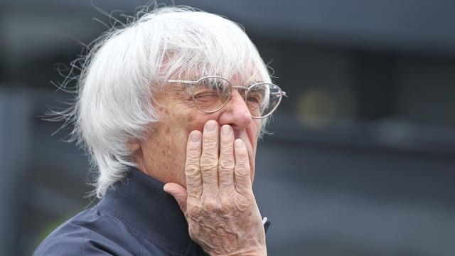 Bernie Ecclestone muss sich vor Gericht verantworten.