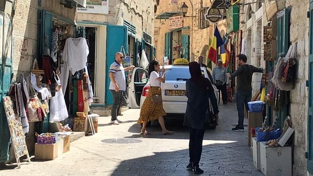 Innenstadt Bethlehems