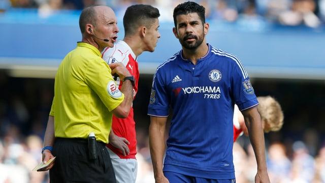 Chelsea-Stürmer Diego Costa