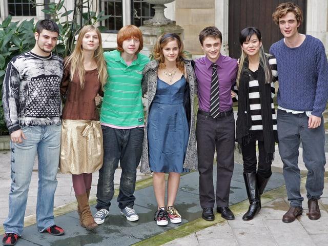 Schauspieler von «Harry Potter»