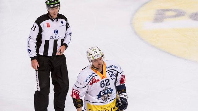 Der Finne Jarkko Immonen kehrt nach einer Sperre wieder zurück.
