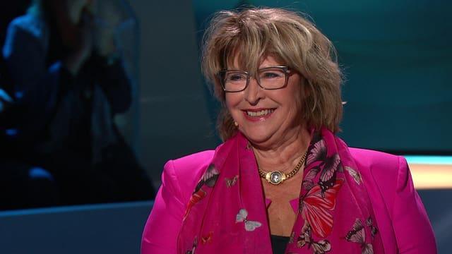 Video «Barbara Buck will als nächstes auf die Fernsehbühne» abspielen