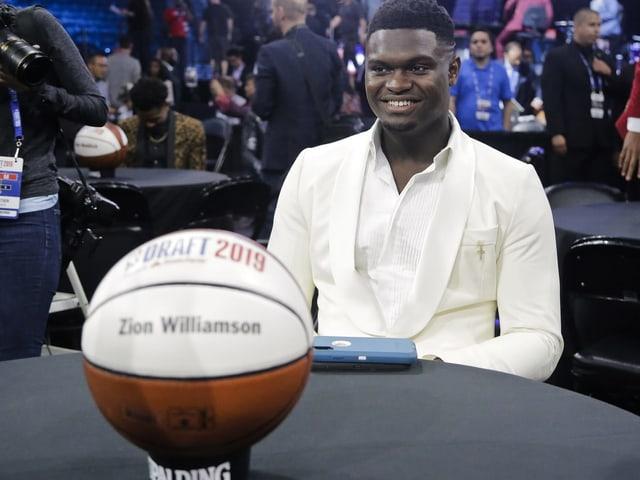 Zion Williamson.