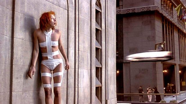 Milla Jovovic als Leeloo.