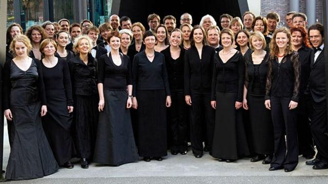 Video «Weihnachtsoratorium von J.S. Bach vom 15.12.2013» abspielen