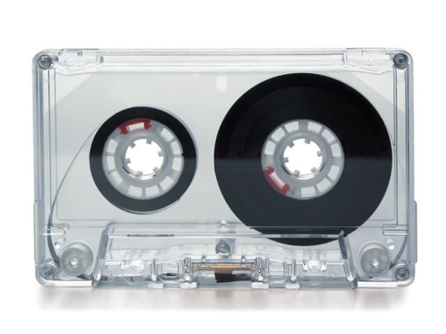 Tonband Kassette